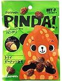 富士正食品 PINDA ドライピーナッツみそ40g×10個
