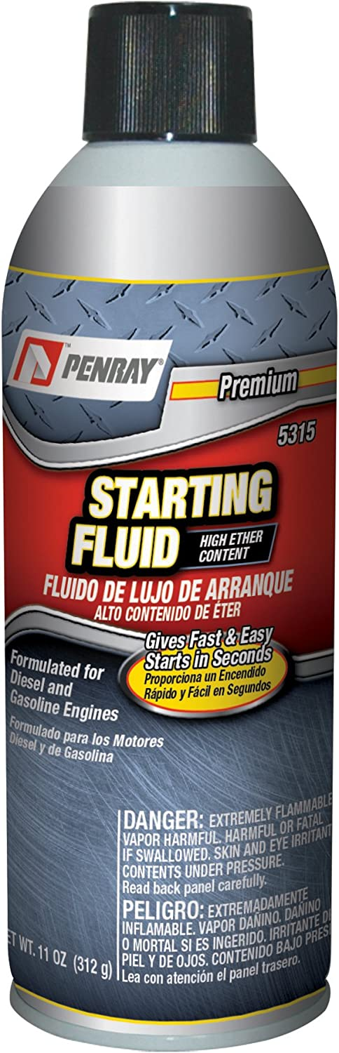 Penray High Ether Content Starting Fluid