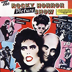 The rocky horror picture show [Vinilo]