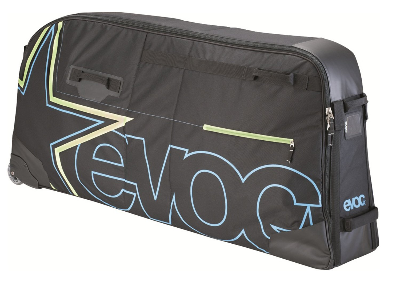 EVOC Sports BMX Travel Bag, Black   B00GVIVHRU