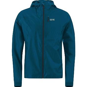 Gore Wear, Hombre, Chaqueta Impermeable con Capucha para Correr, Gore R7 Gore-Tex SHAKEDRY Hooded Jacket, 100095: Amazon.es: Deportes y aire libre