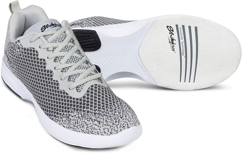 KR Strikeforce Aviator Grey Bowling Shoes Men's