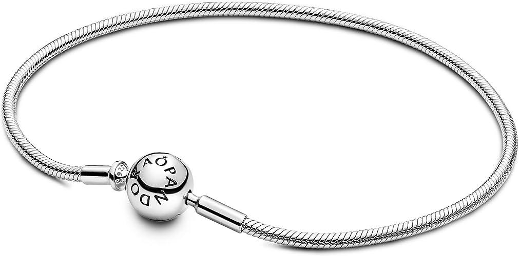 Pandora Me Silver Snake Link Bracelet