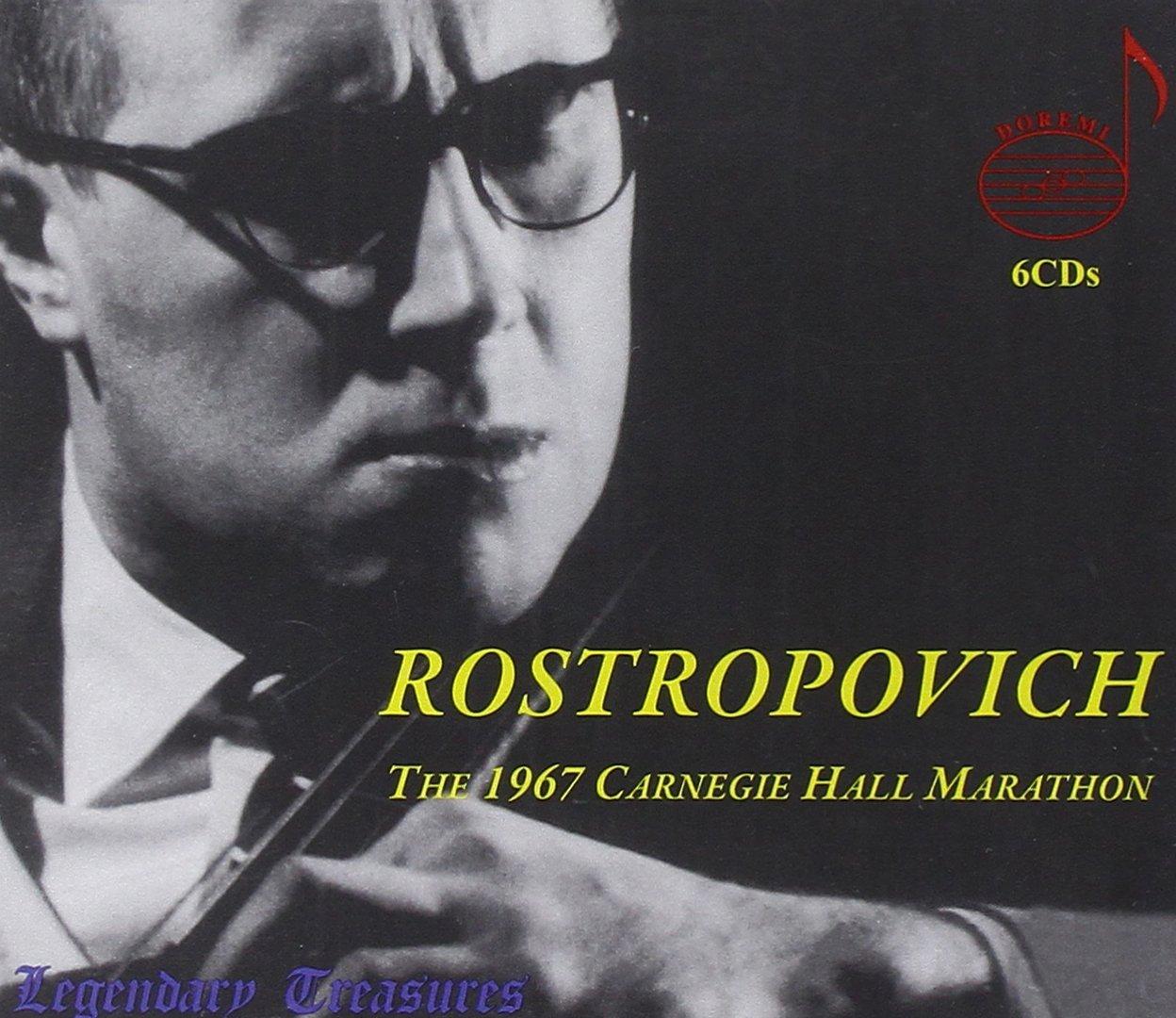 1967 Carnegie Hall Marathon (6 CDs)