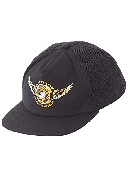 6b8e869bc7d Spitfire Anti Hero Black Classic Eagle Snapback Cap  Amazon.co.uk  Clothing