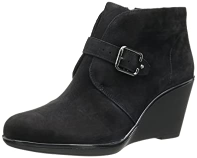 Amazon.com | Clarks Women's Daylily Surety Ankle Boot | Ankle & Bootie