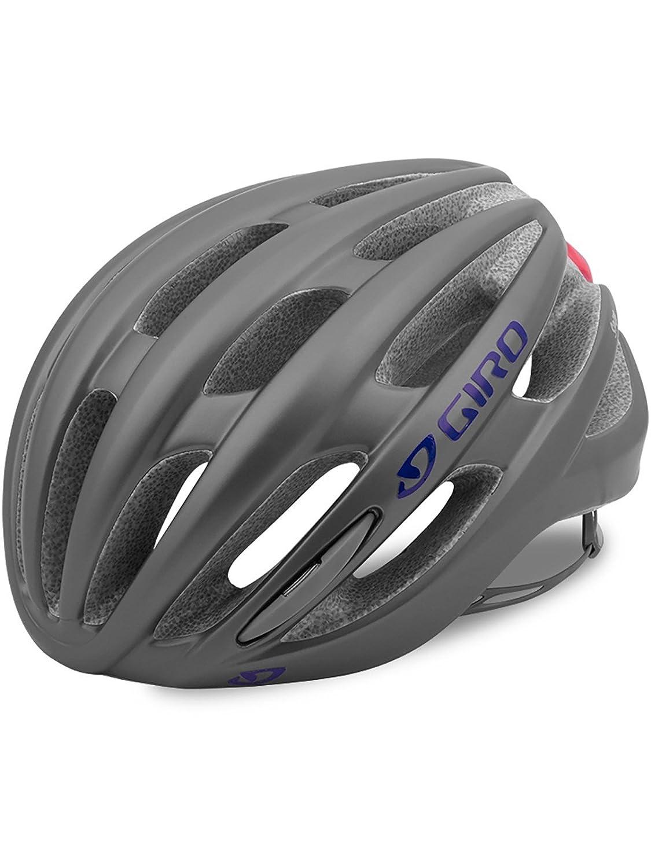 Giro Saga Damen Rennradhelm - mat Titanium Rio