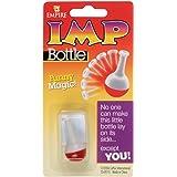 Loftus Imp Bottle Won't Fall Over Easy Magic Trick Set, White Red