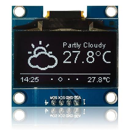 Squix ESP8266 IoT WiFi Electronics Starter Kit with Manual
