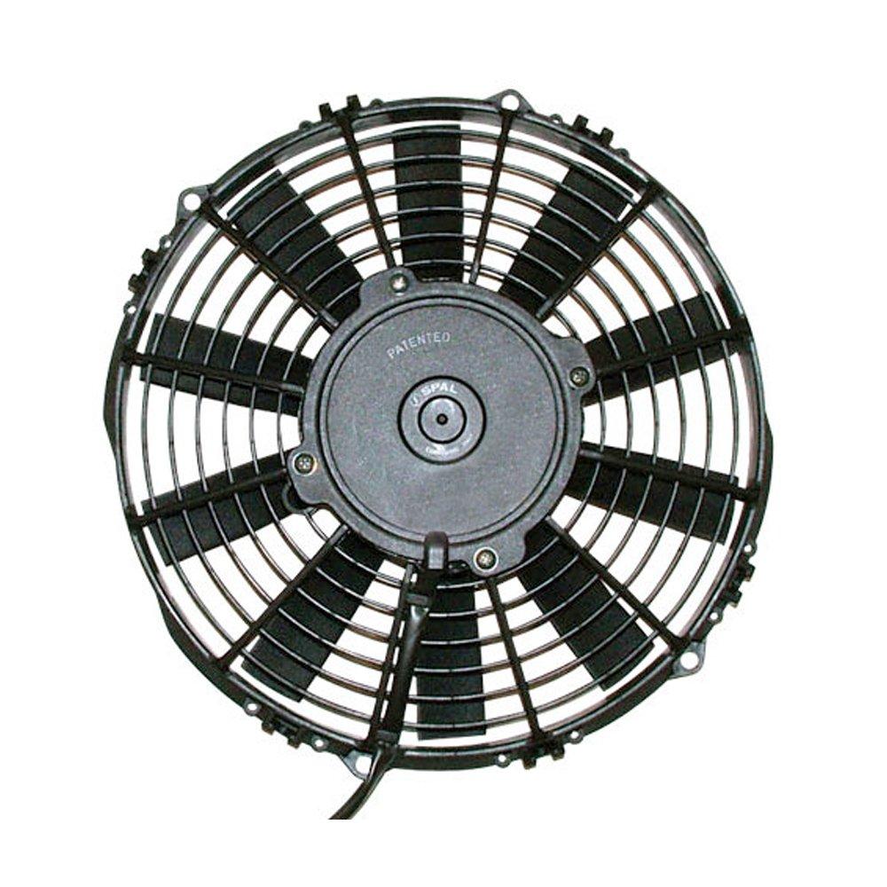 Spal 30101504 12 Straight Blade Low Profile Fan