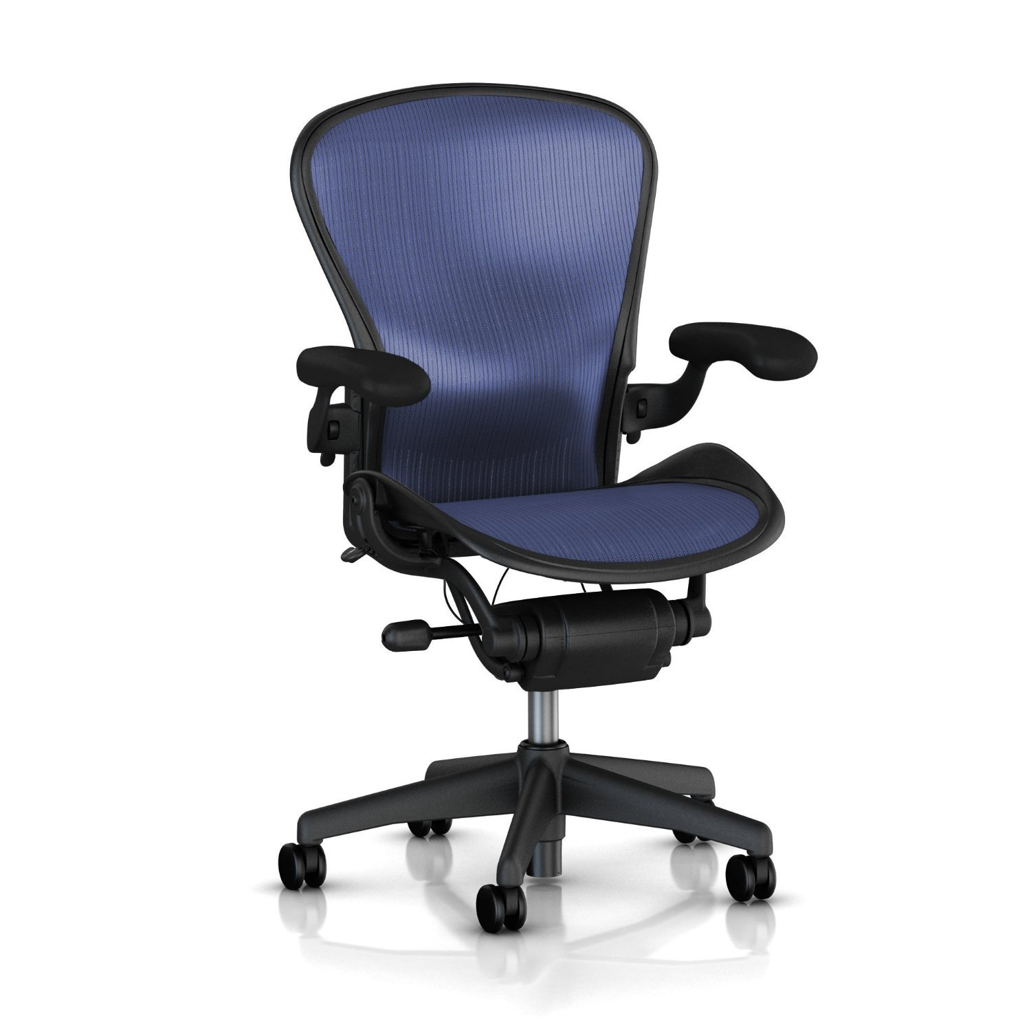 Amazon Aeron Chair By Herman Miller Highly Adjustable