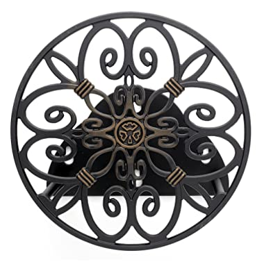 Liberty Garden Products 670 Wall Mounted Butler Bronze Hose Hanger