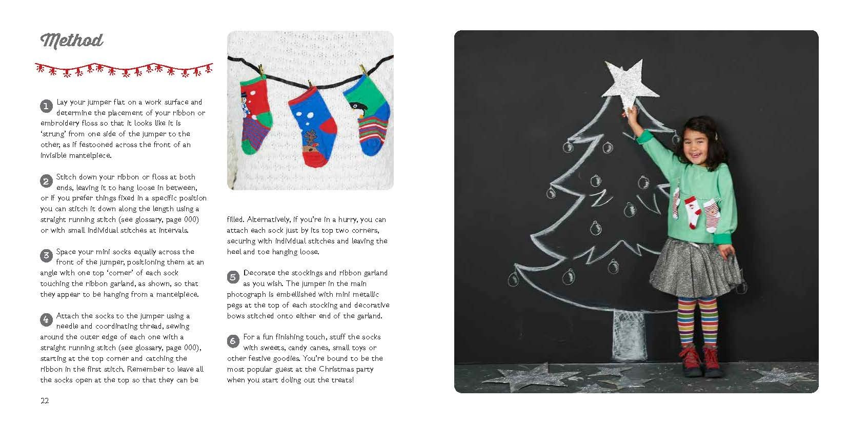 Make Your Own Christmas Jumper: 20 Fun and Easy Projects to Make In ...