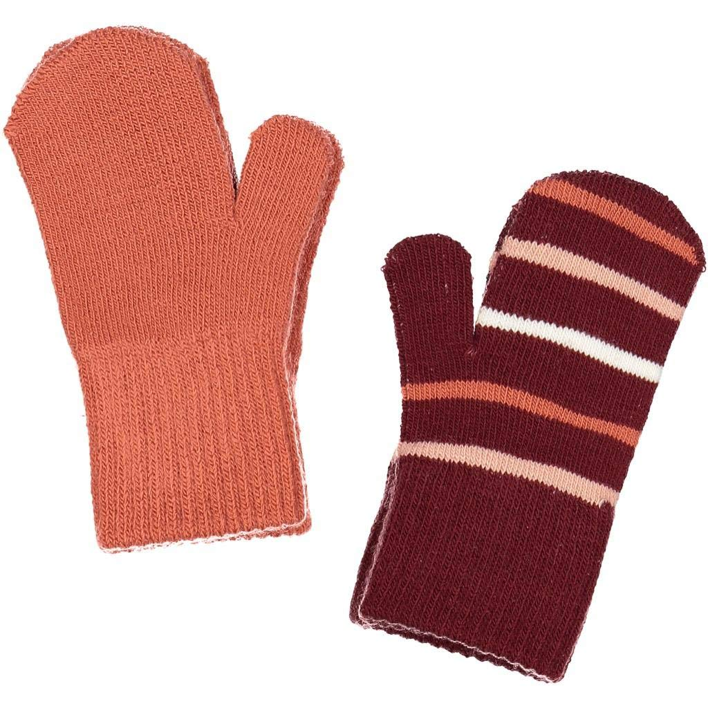 POLARN O. PYRET 2-PACK MAGIC MITTENS (6MOS-4YRS)