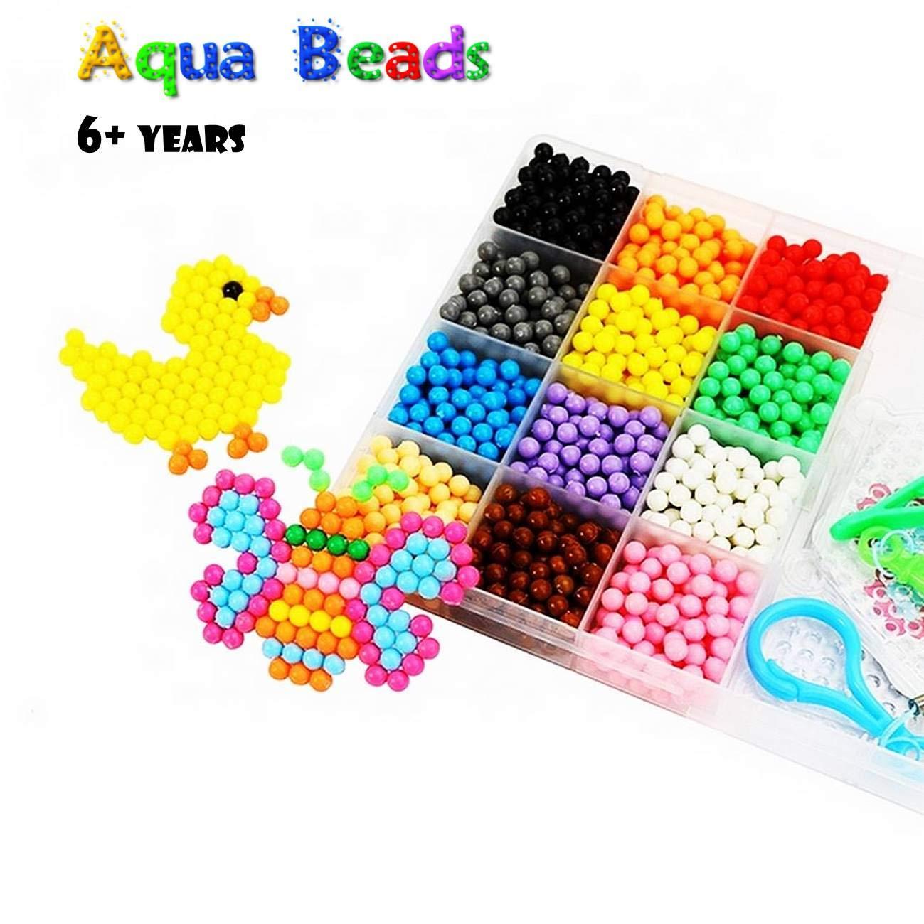 AD: Magic Water Beads DIY Spray Kit
