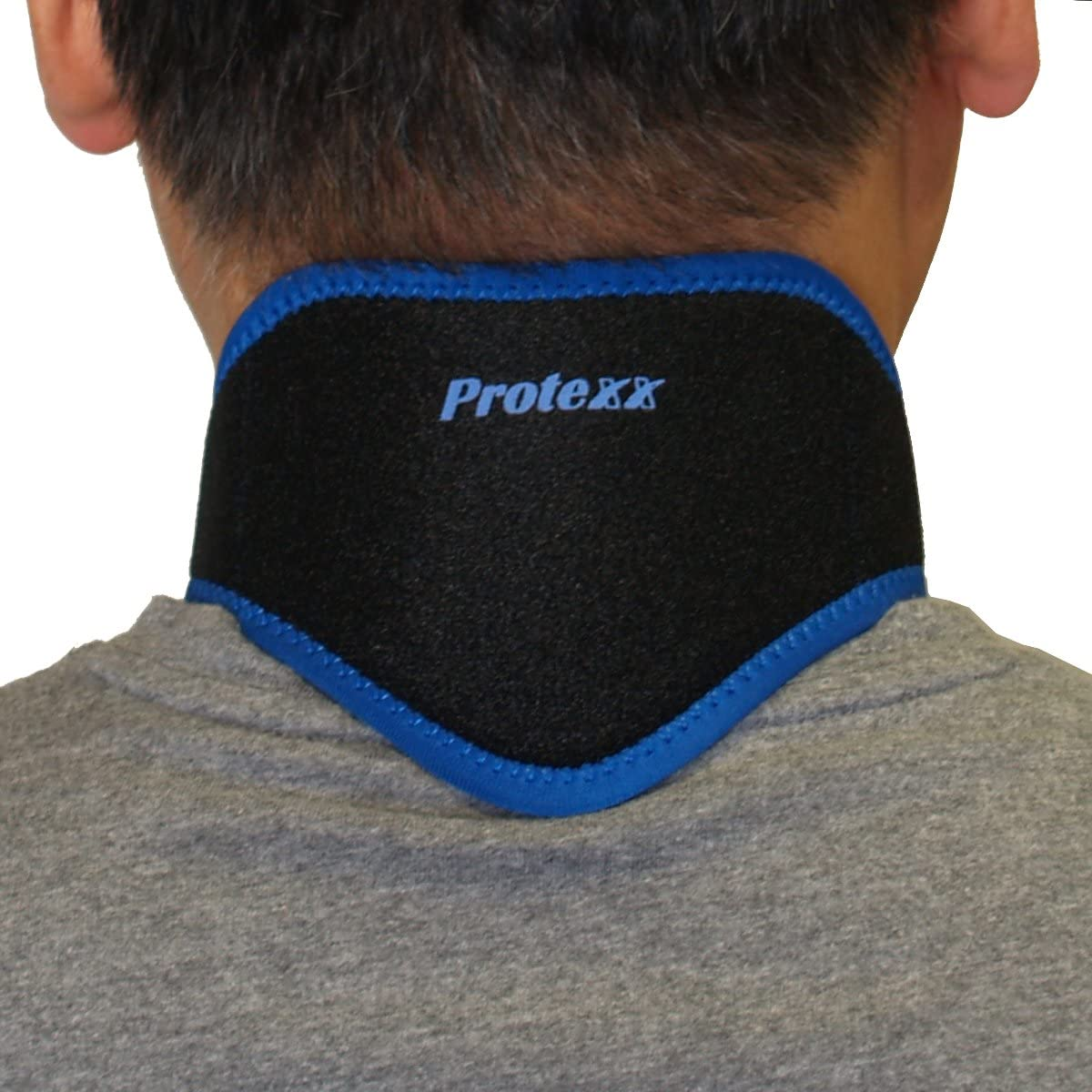 Protexx Neck Brace with Magnet and Tourmaline Black