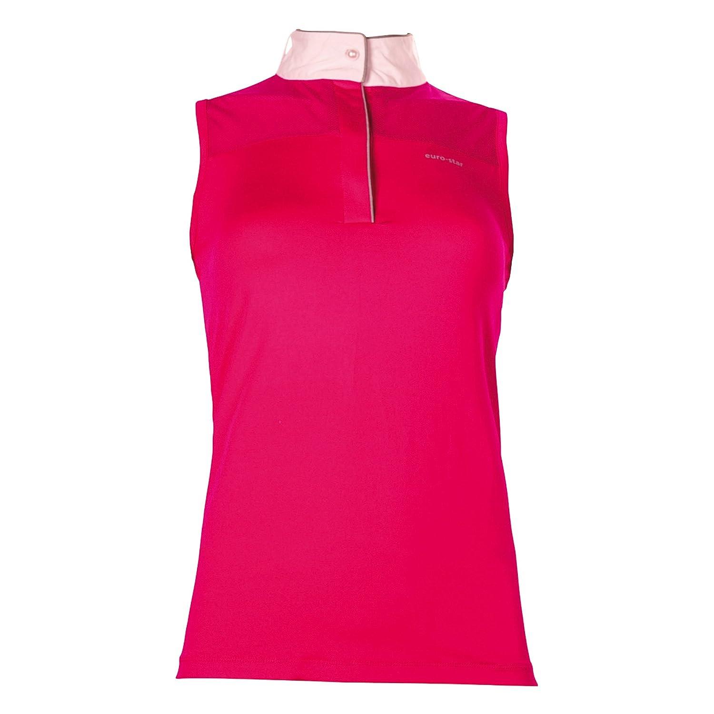 "eurostar Damen Polo-Shirt /"" LUNA /"" hochelastischem atmungsaktivem Microfas..."