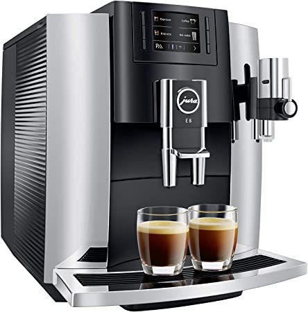 Jura E8 Refurbished Espresso Machine