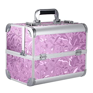 .com : cosmetic storage box, portable cosmetic case, large ...