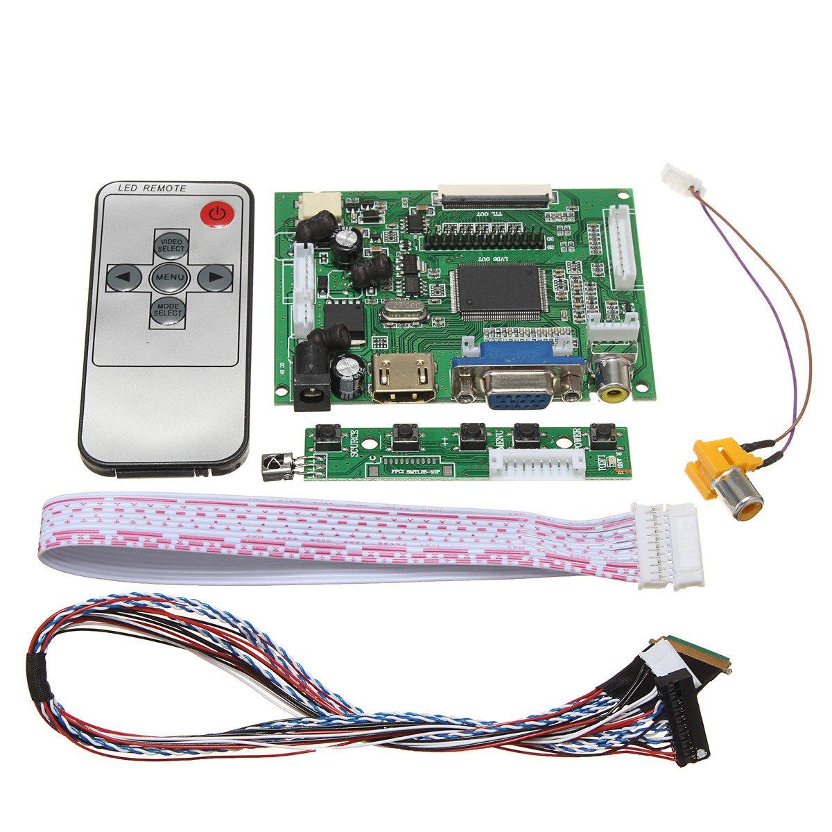 Controladora Lcd Hdmi 1366x768 15.6 Inch LP156WH4(TL)(A1)