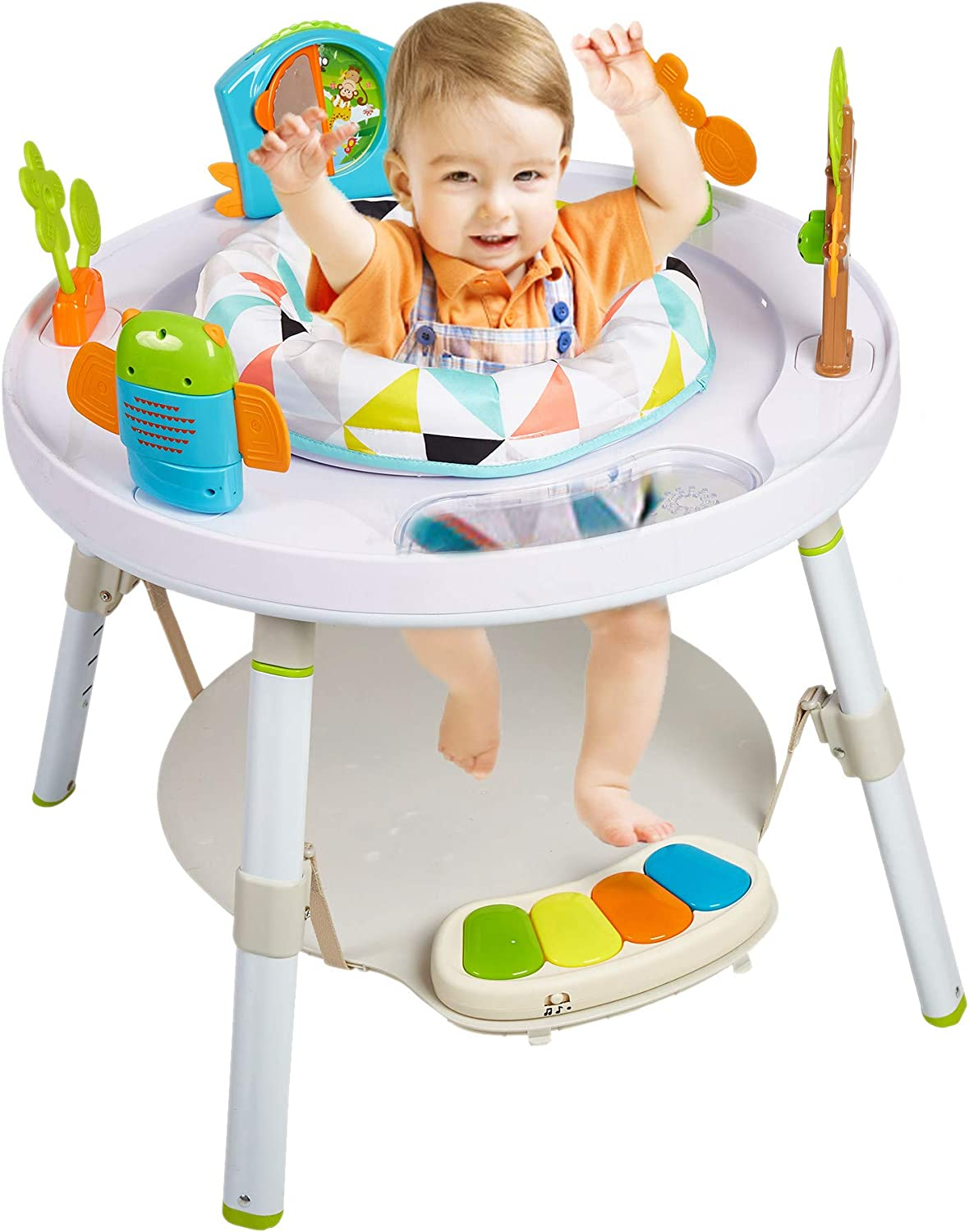 Amazon.com: Dporticus Baby 3-Stage Jump Entertainers Activity
