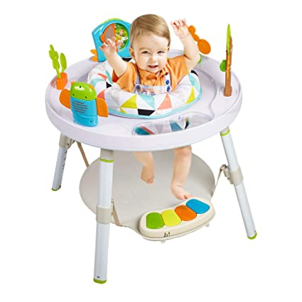 9387aebf8 Amazon.com  Dporticus Baby 3-Stage Jump Entertainers Activity Center ...