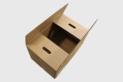 600 x 390 x 340/320 Cajas en palé suministra: Amazon.es: Oficina y papelería