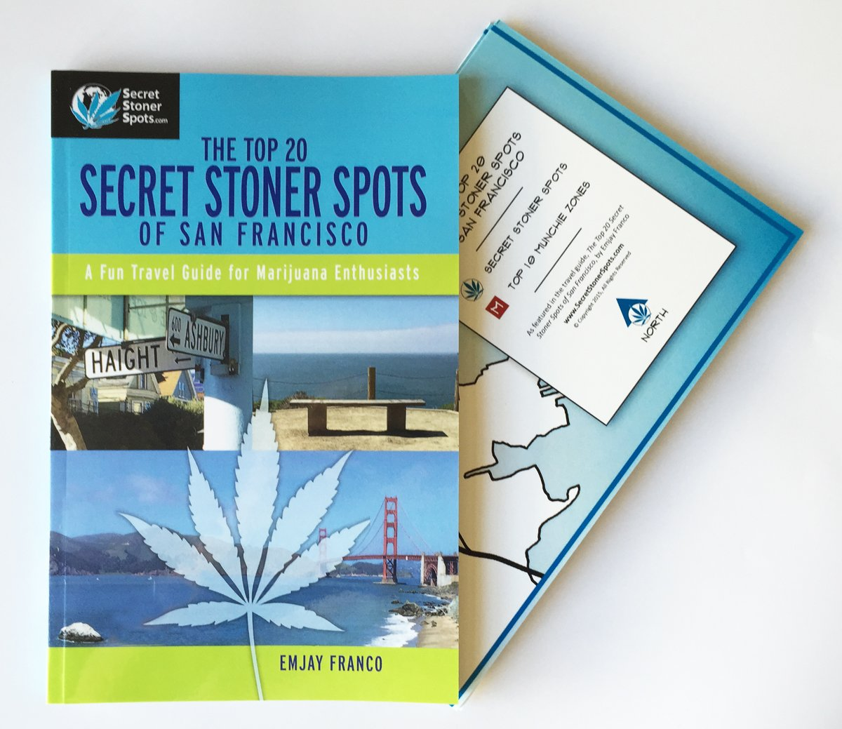 The Top 20 Secret Stoner Spots of San Francisco - Premium Collector's Edition PDF