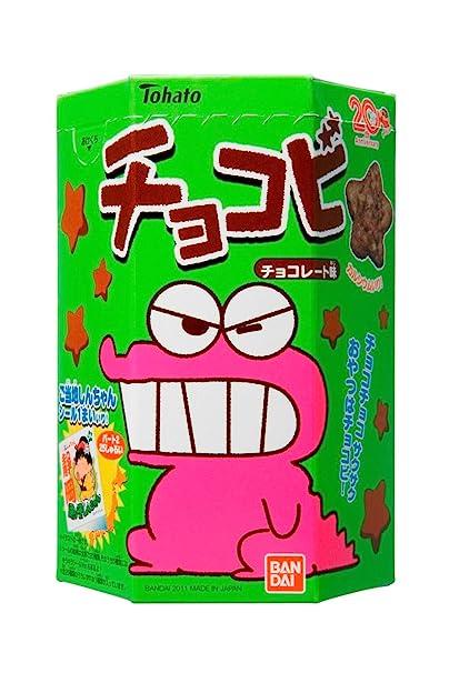 Crayon Shin-Chan Chocobi Snack
