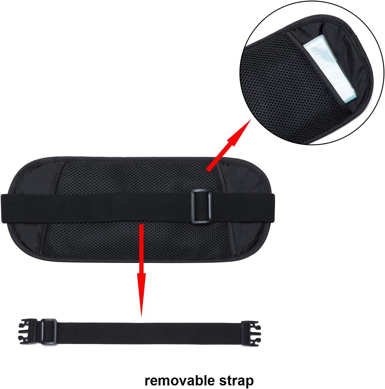 KAUKKO Sac /à Dos Loisir Compartiment pour 15 Ordinateur Portable 22 Litres Bleu Paquet de 2