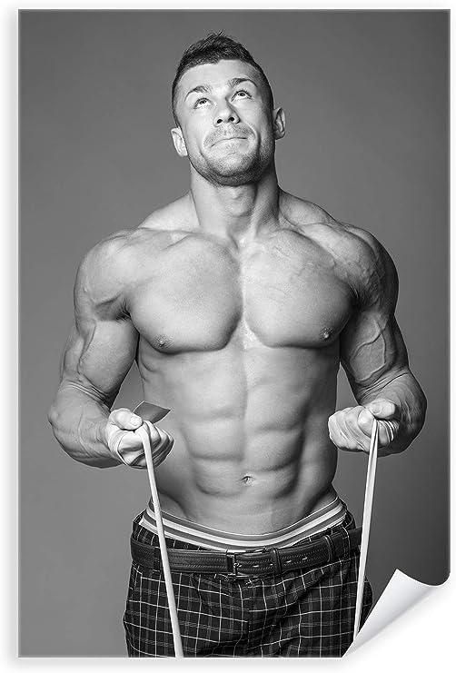 mann nackt sport