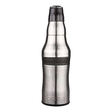 Amazon.com: ORCA - Soporte para botellas y vasos de acero ...