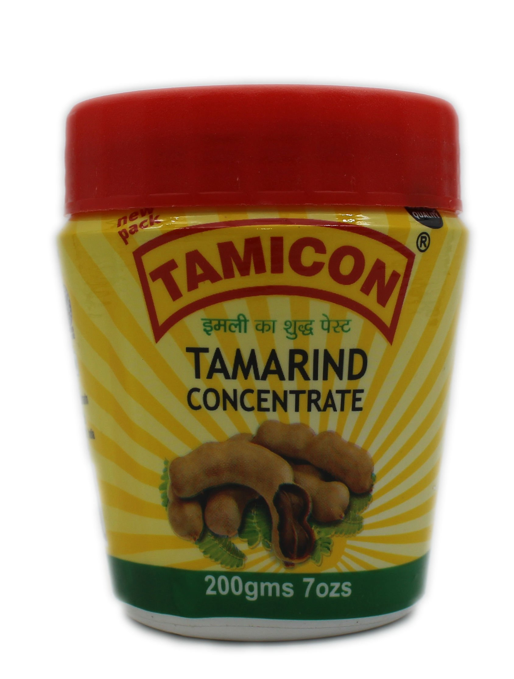 Tamicon Tamarind Paste 200 Grams (7 Ounces)