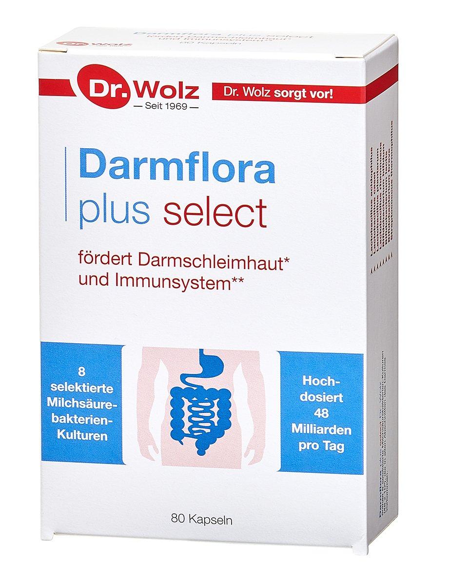 darmflora verbessern
