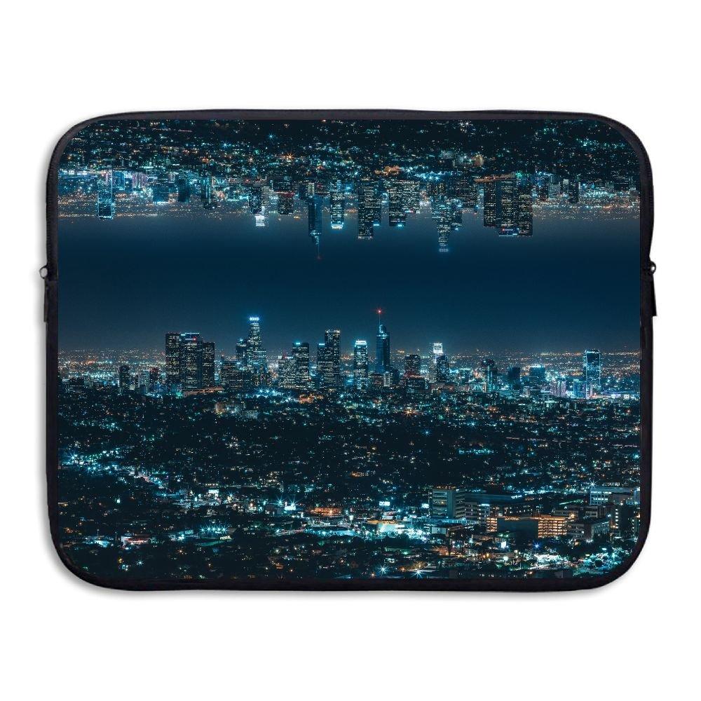 Ministoeb Morden City Love Art Laptop Storage Bag - Portable Waterproof Laptop Case Briefcase Sleeve Bags Cover