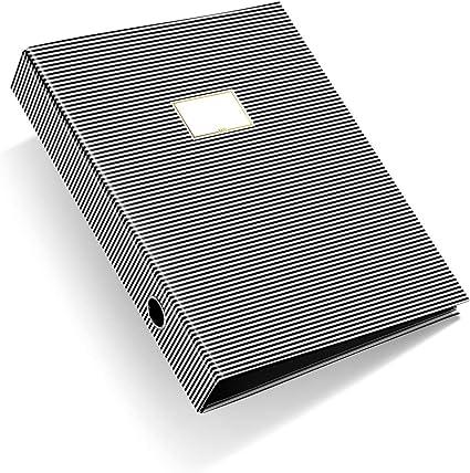 Miquelrius - Pack con 2 archivadores cartón, 4 anillas de 40 mm A4 ...