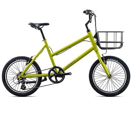 Orbea katu 50 City bicicleta 7 velocidades Shimano Fácil Ciudad Bike cesta de aluminio, i440