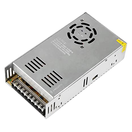NEWSTYLE 24V 15A 360W DC Universal Regulated Switching Power Supply Adaptor  Transformer for CCTV Radio Computer 3D Printers