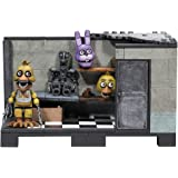 Five Nights at Freddy's Set de Construcción Backstage