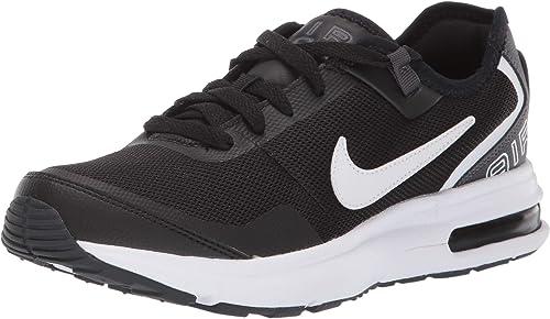 Nike Air Max Lb (GS), Scarpe Running Bambino, Nero (Black/White
