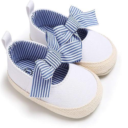 Zapatos Bebe NiñO NiñA Rojo Bebé ReciéN Nacido Bebé NiñAs Arco ...