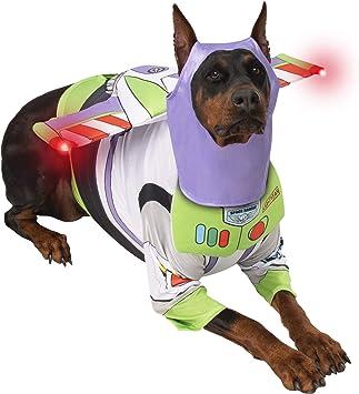 RubieS Disfraz de Disney para Mascota Toy Story Big Dog Buzz ...