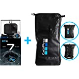 GoPro HERO7 Black Action Camera with Dry Bag (Bundle) - (CHDHX-701-BOX)