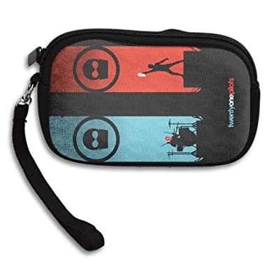 Amazon.com: TWENTY One pilotos cartera portafolios Bolso ...