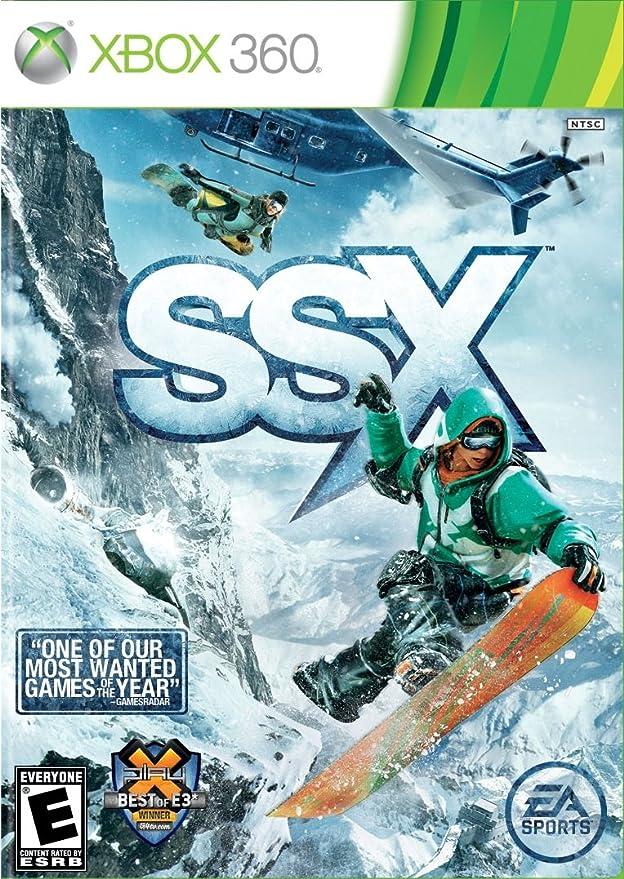 Electronic Arts SSX, Xbox 360 Xbox 360 vídeo - Juego (Xbox 360 ...
