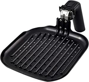 NuWave 6 QT Air Fryer Accessories (Grill Pan)