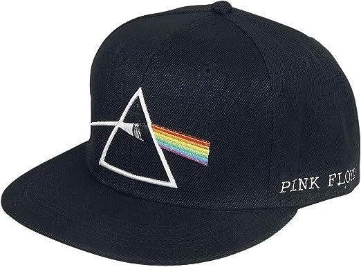 Gorra Snapback Pink Floyd del lado oscuro de la luna: Amazon.es ...