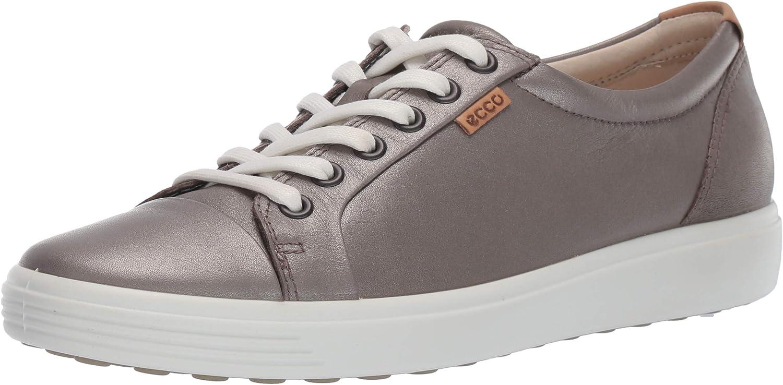 Soft 7 Sneaker, Stone Metallic