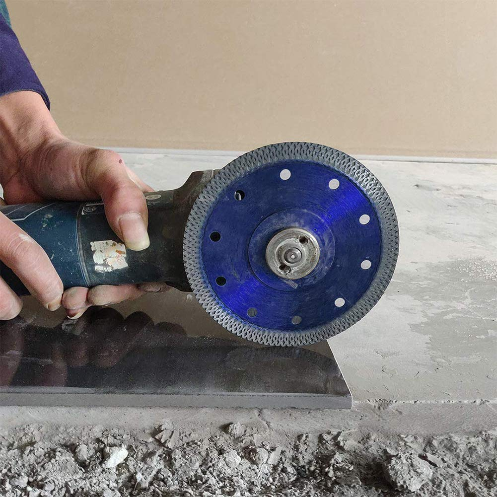 m/ármol de granito cer/ámica GoYonder Hoja de sierra de diamante s/úper fina para cortar azulejos de porcelana