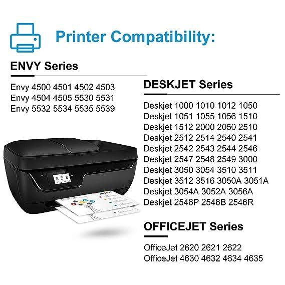 Amazon.com: RETCH - Cartucho de tinta remanufacturado HP 61 ...
